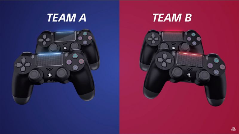 Tay cầm PS4