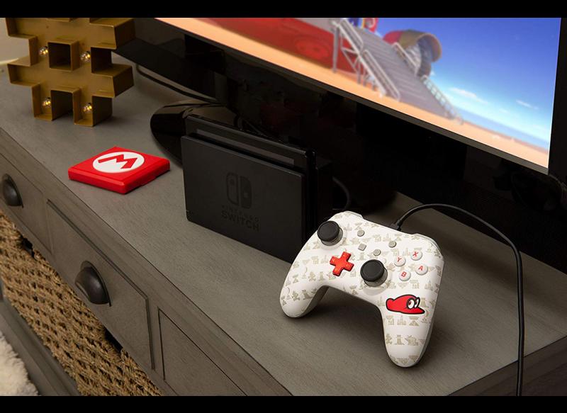 Bộ máy nintendo switch và tay cầm