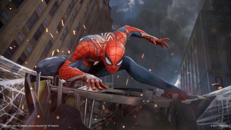 Người hùng spider man