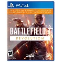 Đĩa Game PS4 Battlefield 1 Revolution Complete Hệ US