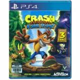 Đĩa game PS4 Crash Bandicoot Hệ Asia