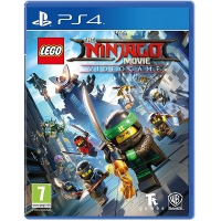 Đĩa Game PS4 Lego Ninjago Movie Game Hệ Asia