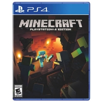Đĩa Game PS4 Minecraft Hệ US