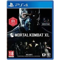 Đĩa Game PS4 Mortal Kombat XL Hệ EU