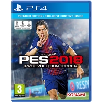 Đĩa Game PS4 Pes 2018 Hệ EU