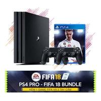 Máy PS4 Pro - 1TB FIFA 18 Bundle Chính Hãng