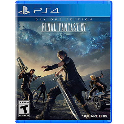 Đĩa Game Final Fantasy XV Hệ US