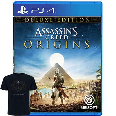 Đĩa Game PS4 Assassin Origins Deluxe Hệ Asia