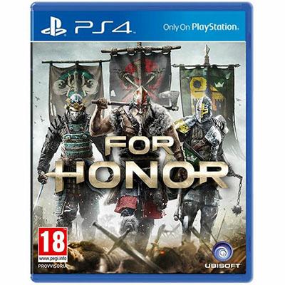 Đĩa Game PS4 Cũ For Honor