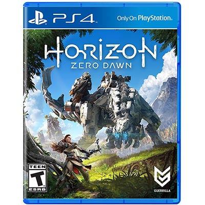 Đĩa Game PS4 Horizon Zero Dawn Hệ US