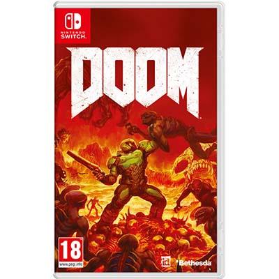 Game Nintendo Switch Doom