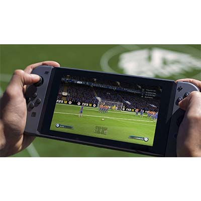 Game Nintendo Switch Fifa 21