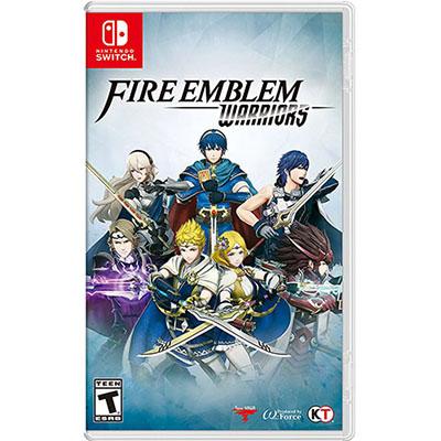 Game Nintendo Switch Fire Emblem Warriors