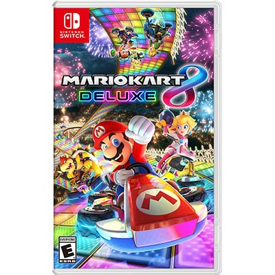 Game Nintendo Switch Mario Kart 8 Deluxe