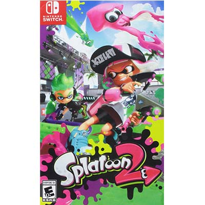Game Nintendo Switch Splatoon 2