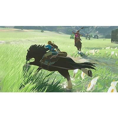Game Nintendo Switch The Legend of Zelda