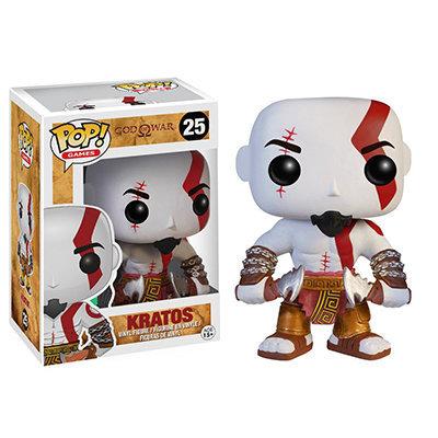 Mô Hình Funko Pop! Games: God of War, Kratos