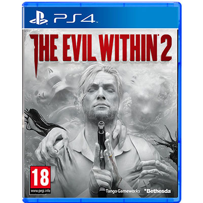 Đĩa Game PS4 The Evil Within 2 Hệ US
