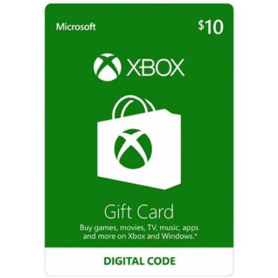 Thẻ Xbox Live 10$