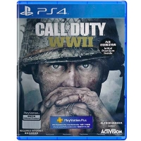 Đĩa Game PS4 Call Of Duty WWII Hệ Asia