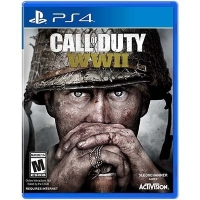 Đĩa Game PS4 Call Of Duty WWII Hệ US