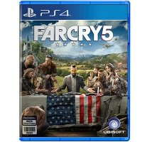 Đĩa Game PS4 Far Cry 5 Hệ Asia
