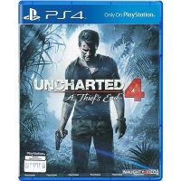 Đĩa Game PS4 Uncharted 4 A Thief End Hệ Asia