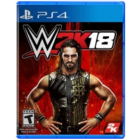 Đĩa Game PS4 WWE 2K18 Hệ US