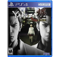 Đĩa Game PS4 Yakuza Kiwami Hệ US
