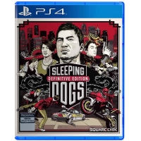 Đĩa Game PS4 Sleeping Dogs: Definitive Edition Hệ Asia