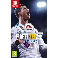 Game Nintendo Switch Fifa 2018