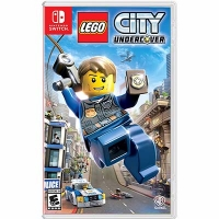 Game Nintendo Switch Lego City Undercover