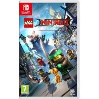 Game Nintendo Switch Lego Ninjago