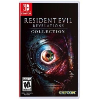 Game Nintendo Switch Resident Evil Revelations Collection