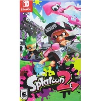 Game Nintendo Switch Splatoon 2