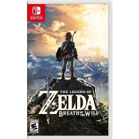 Game Nintendo Switch The Legend of Zelda