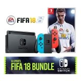 Máy Nintendo Switch FIFA 18 Neon Joy-Con Bundle