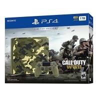 Máy PS4 Slim 1TB Call Of Duty WWII Bundle Hàng Mỹ