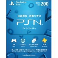Thẻ Psn 200 HKD Hệ Hongkong