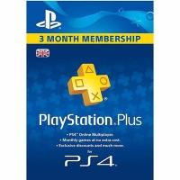 Thẻ Psn Plus 3 Tháng Hệ UK