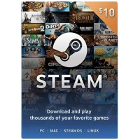 Thẻ Steam 10$