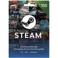 Thẻ Steam 100$