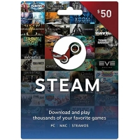Thẻ Steam 50$