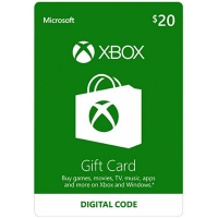 Thẻ Xbox Live 20$