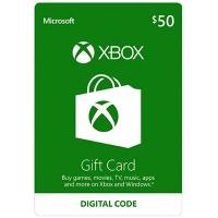 Thẻ Xbox Live 50$