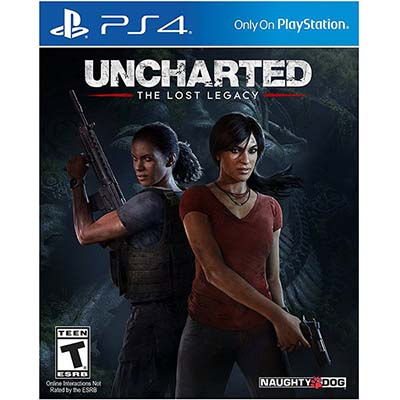 Chép Game PS4 Uncharted The Lost Legacy
