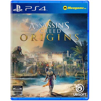 Đĩa Game PS4 Assassin Creed Origins Hệ US