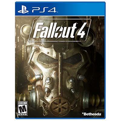 Đĩa Game PS4 Cũ Fallout 4