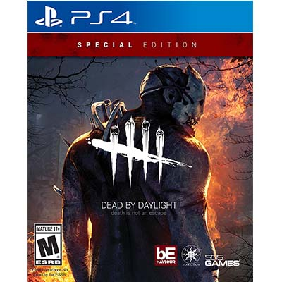 Đĩa Game Ps4 Dead By Daylight Hệ US