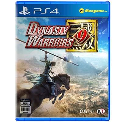 Đĩa Game PS4 Dynasty Warriors 9 Hệ Asia